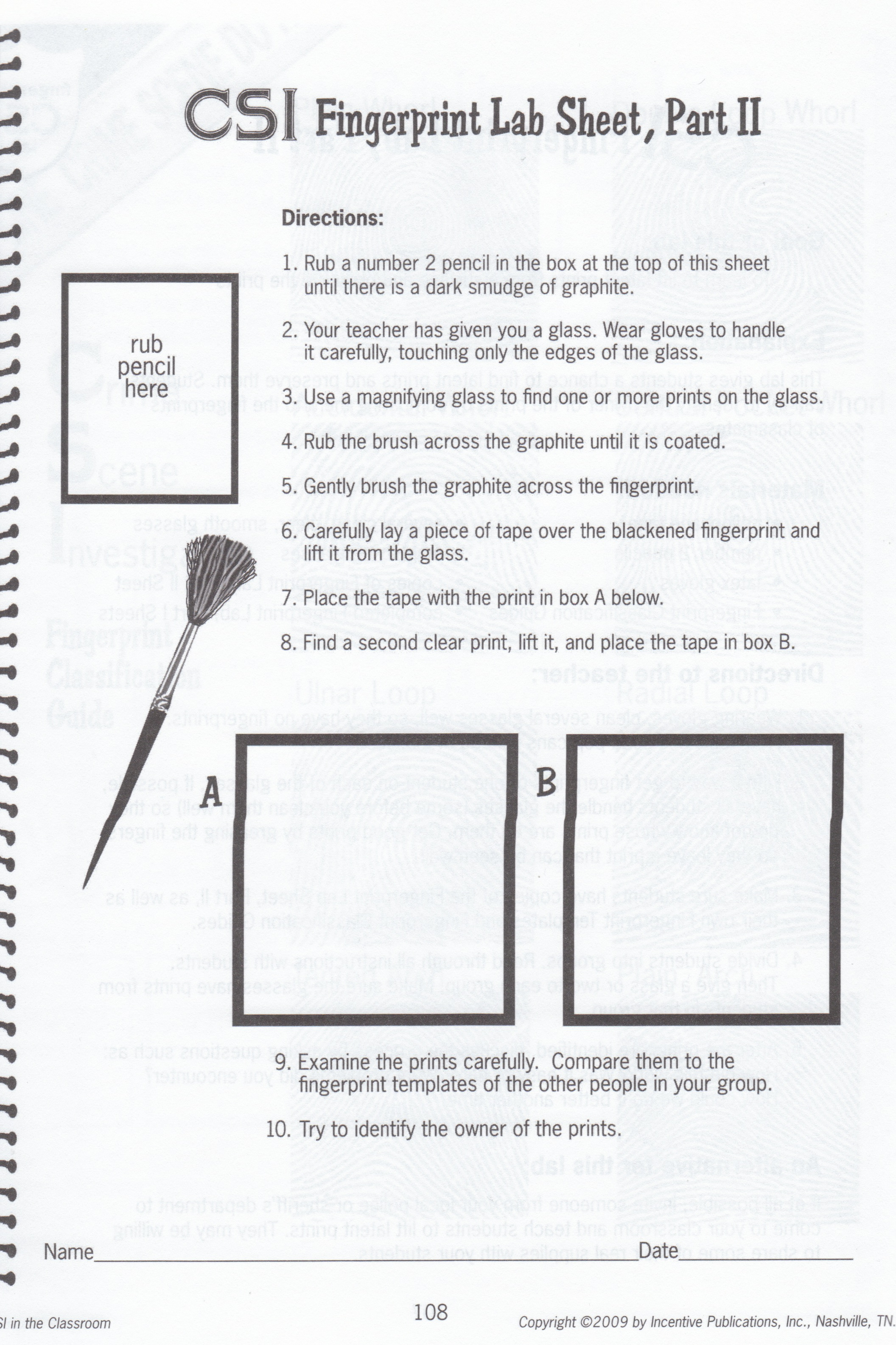 Geological Morphology of Oklahoma Henley 21st Century – Forensic Entomology Worksheet